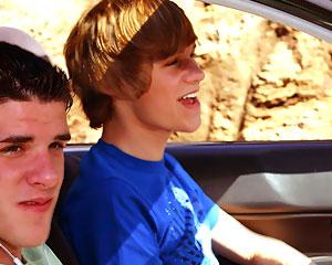 Ride In A Car!