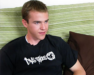 Robert on the couch!