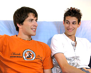 Anthony and Mike!