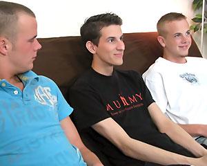 Austin, Michael & Mike!