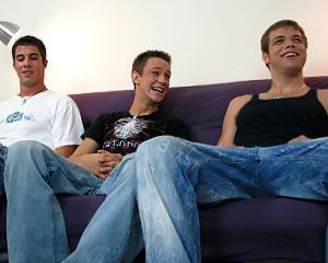 Danny, Diesel & Jason!