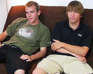 Dexter, Robert and Alden!
