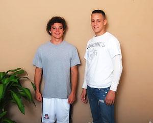 Jason & Bobby!