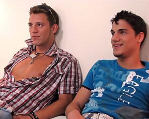Kaydin and Tom!