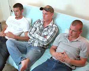 Kevin, Nathan & Ridge!