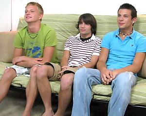 Kyler, Zach & Preston!