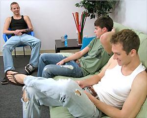 Mike, Josh & Shane!