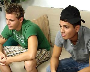 Nikolas and Ajay!