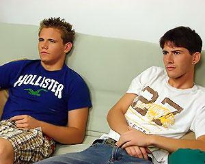 Nikolas and Anthony!
