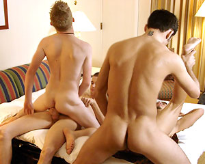 Anal Orgy Part 2!