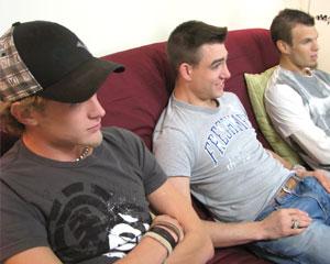 Shane, Kyle & Alex!