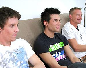 Zakk, Preston & Leon!